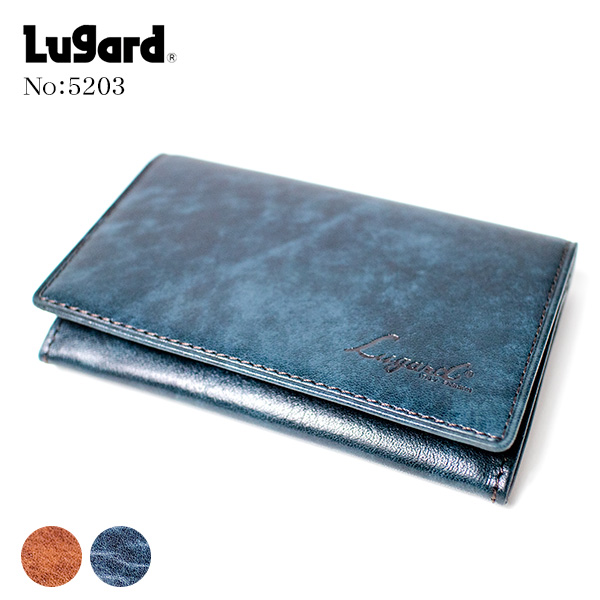 Lugard G3 カードケース メンズ 5203