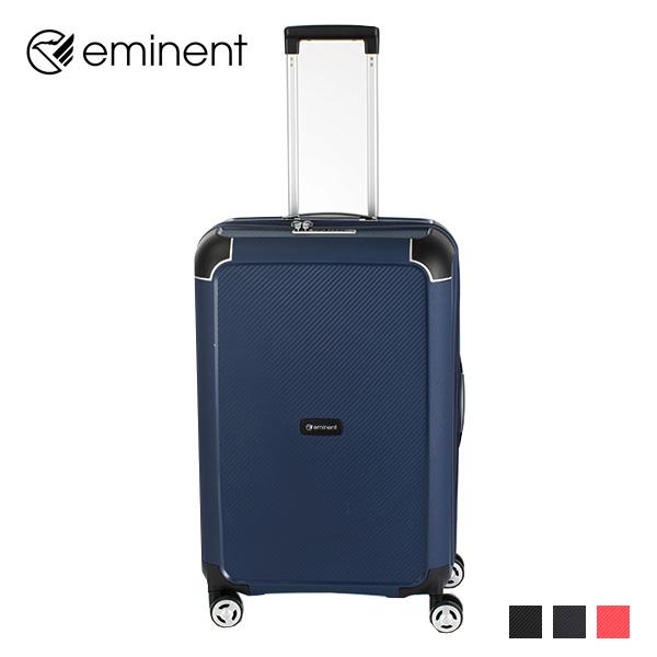 スーツケース キャリーケース キャリーバッグ EMINENT 75-2357 ジェクト Mサイズ 中型 3~5泊