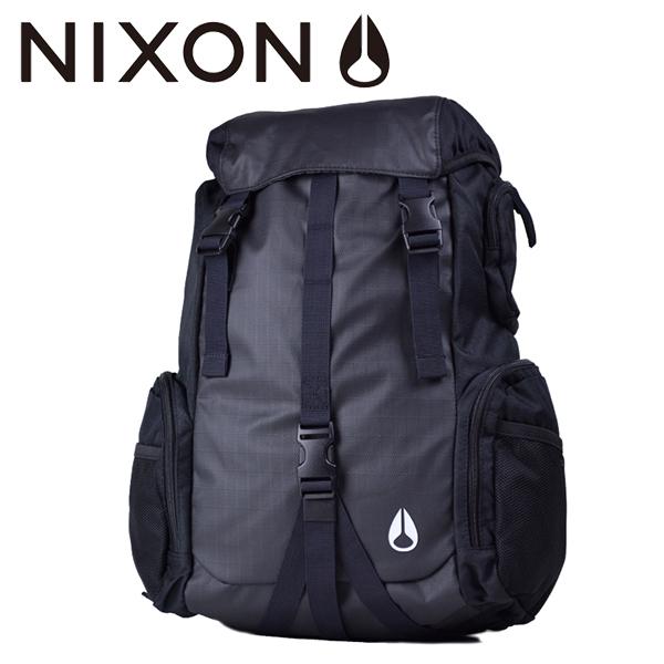 NIXON WATERLOCK II BACKPACK リュックサック メンズ/レディース ブラック 1952