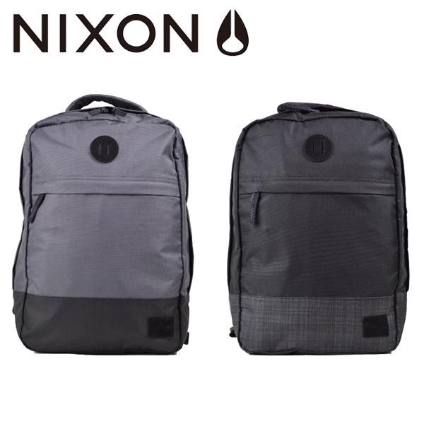 【エントリーでポイント10倍】NIXON BEACONS BACKPACK リュックサック メンズ/レディース ブラック 2190