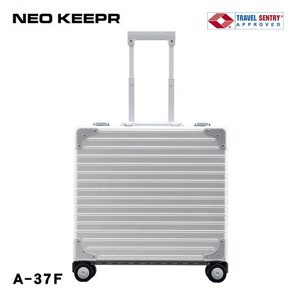 スーツケース ハードケース NEOKEEPR 2輪 TSAロック 31L A-37F アルミ TSAロック 2輪