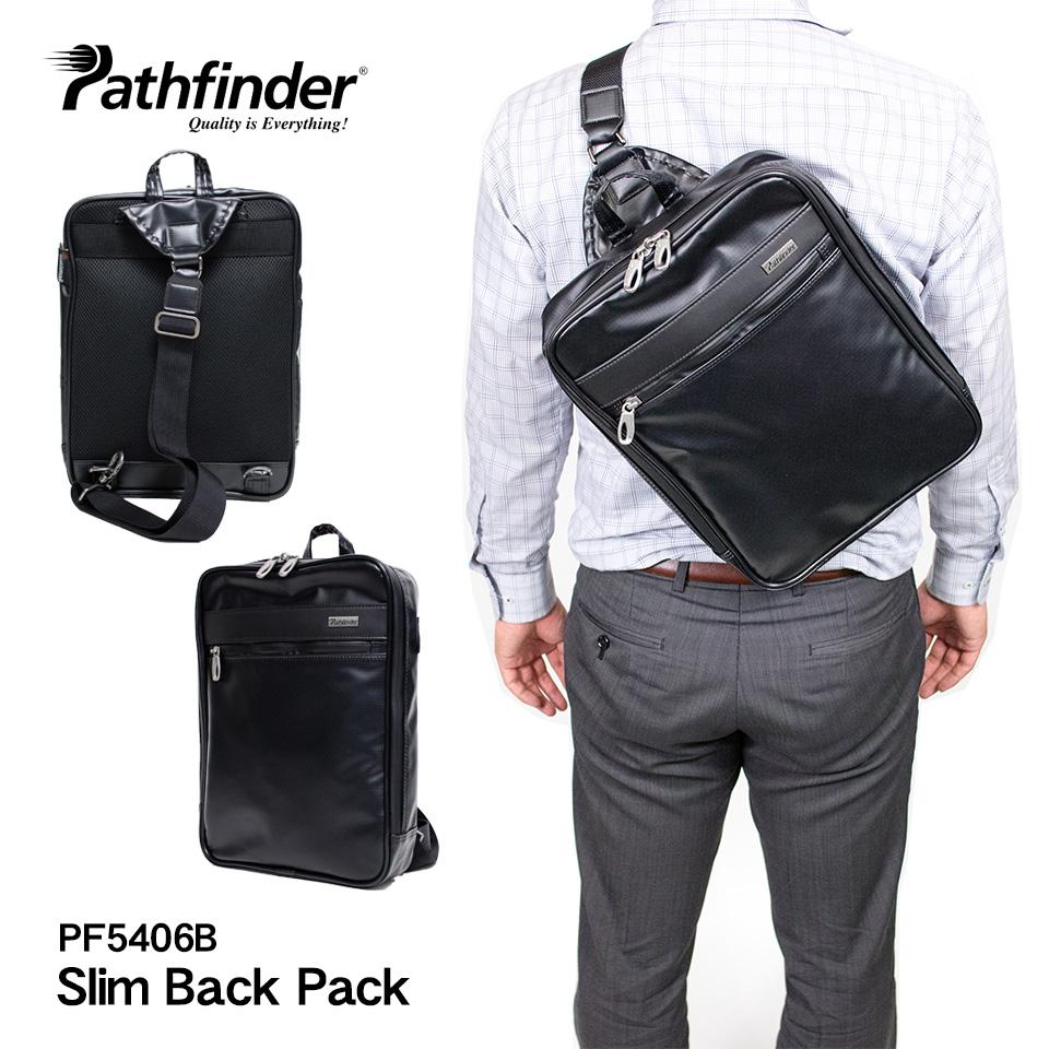 ビジネスリュック パスファインダー pathfinder レボリューション3 Revolution3 SlimBackPack PF5406B