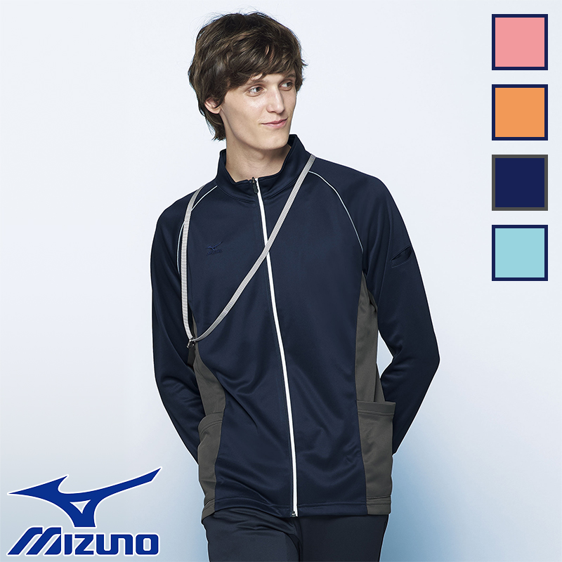 ジャケット [男女兼用] MZ-0168 全4色mizuno ミズノ unite ユナイト 医療白衣 ナースウェア 看護師 クリニック ユニフォーム 制服