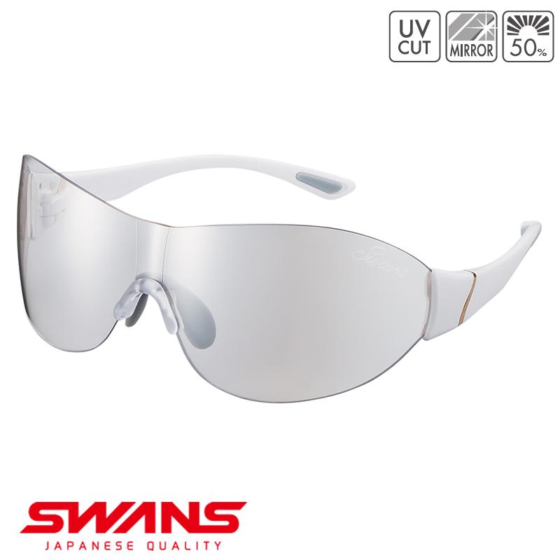 スポーツサングラス SOUF-0712 PAW SWANS スワンズ SOU FEEL ソウフィール フレームレス ゴルフ 釣り スポーツ アウトドア