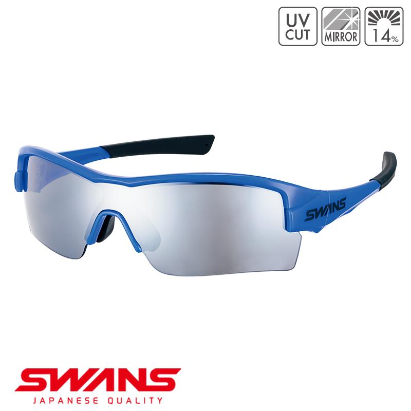 スポーツサングラス STRIXH-0701 COB SWANS スワンズ STRIX H ストリックス・エイチ ハーフリム ゴルフ 釣り スポーツ アウトドア