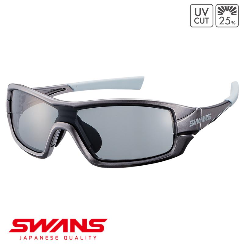 スポーツサングラス STRIXI-0001 GMR SWANS スワンズ STRIX I ストリックス・アイ フルリム ゴルフ 釣り スポーツ アウトドア