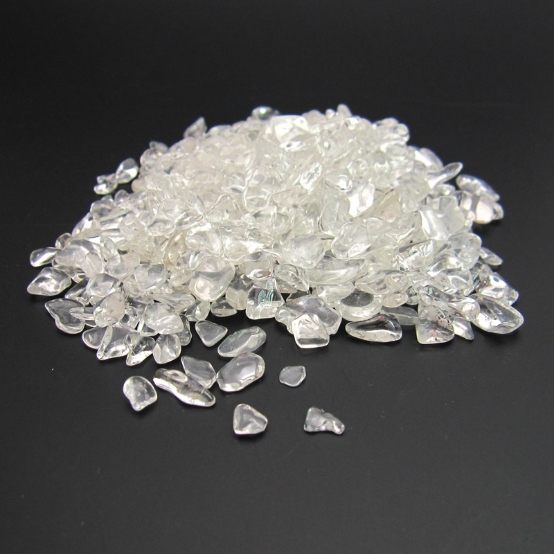 ヒマラヤ水晶 さざれ 穴無し 浄化用 パーツ 市場 100g売り 選択 石の蔵
