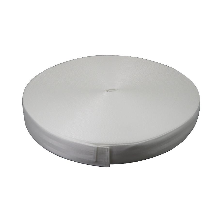 石材用 PEベルト 幅50mm×厚み1.3mm×長さ100m ポリエステル製 梱包荷造り用