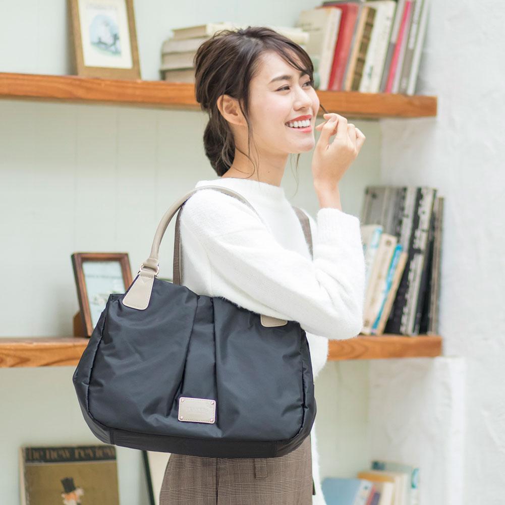 【 プレイヤーズ 自由が丘 】 フィナンシェトート / L / ブラック /