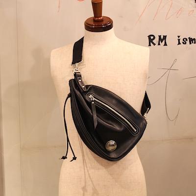 红月亮手提包REDMOON挎包RM-BBS骑摩托车的人的手提包