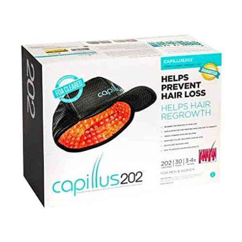 カピラス 202(Capillus 202)[ 低出力レーザー器 頭皮ケア キャプラス キャピラス セラドーム 2年保証 アメトーク ハゲ ヘルメット 小杉 ]【大人気】