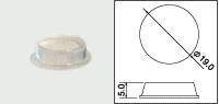 3M スリーエム 希望者のみラッピング無料 バンポン SJ-1005 70個 安値 透明ゴム足