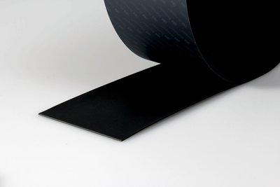 3M (スリーエム) ウレタンスポンジシート レジリエントロールストック 黒 厚さ6.4mm 幅114mm×長さ売り [SJ-5904]