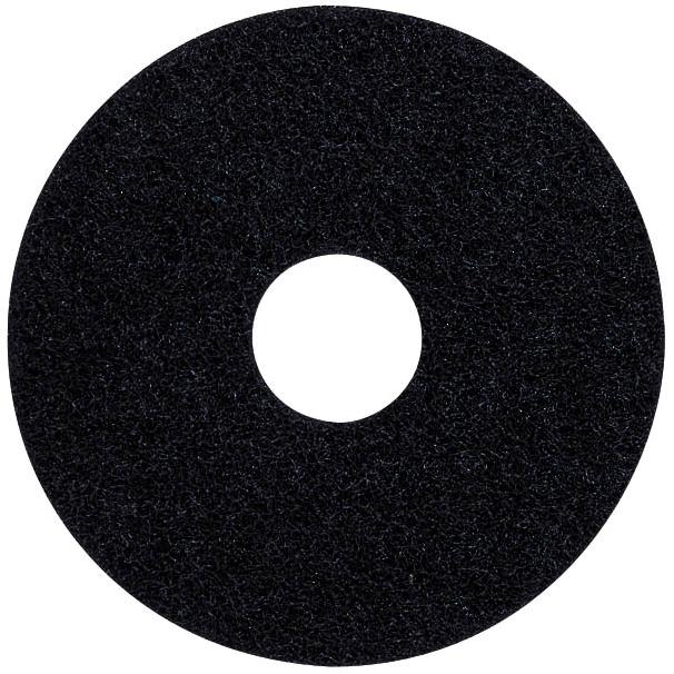 3M(スリーエム) スコッチブライト ブラックストリッピングパッド 330mm(13in) 5枚