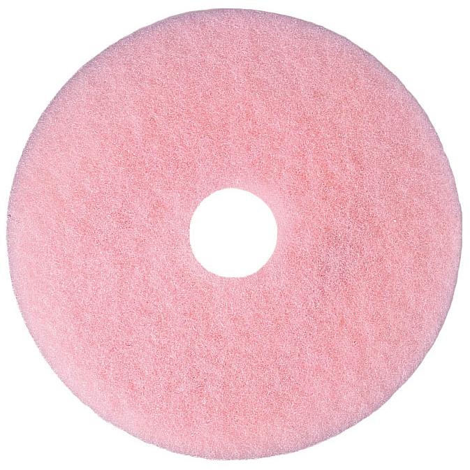 3M(スリーエム) スコッチブライト イレーザーバーニッシュパッド(ピンク) 560mm(22in) 5枚
