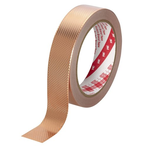 3M(スリーエム) 導電性銅箔エンボステープ 25mm×20m [2245]