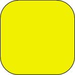 3M セーフティ・ウォーク 滑り止めテープ [タイプS-B] 黄 63×63mm (平面用) 1400枚