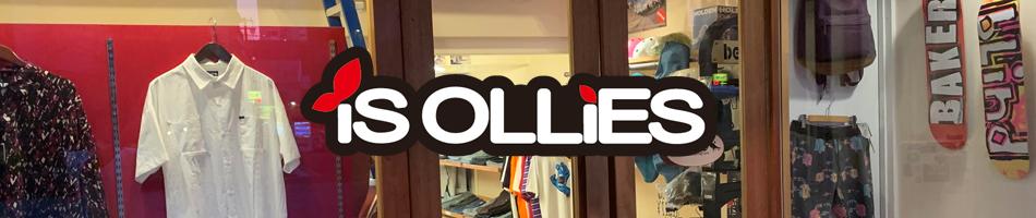 iS OLLiES 楽天市場店:スノーボード・スケートボード・アパレル・小物・セレクトSHOP