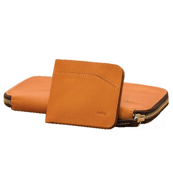 bellboy(ベルロイ)carry out wallet(キャリーアウトウォレット)caramel(財布)(長財布)