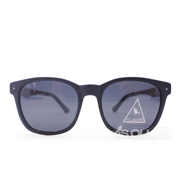 Proof Eyewear (プルーフ) SCOUT Black Polarized(偏光レンズ)(サングラス)