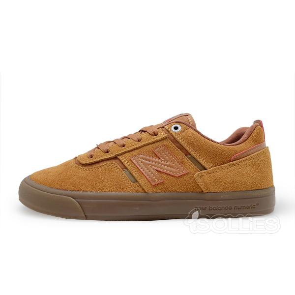 NB NUMERIC(スケートボーディング)newblance skateboardニューバランス NM306DWHBrown(skateboard)(スケートボード)(skateshoes)(スケートシューズ)(shoes)