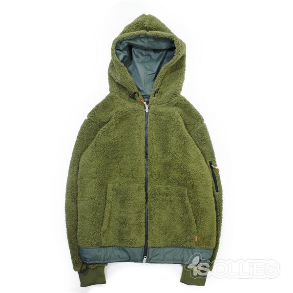 POLER(ポーラー)POLER STUFF(ポーラースタッフ)SHAGGY JACKETOLIVE(オリーブ)(green)(緑)(ジャケット)
