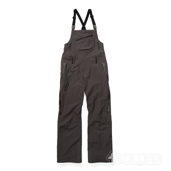 HOLDEN(ホールデン)W's Lotus BibChambray(グレー)(snowboard)(スノーボード)(スノボ)(ウェアー)(wear)(pants)(ビブ)(パンツ)(womens)(ウィメンズ)(レディース)(2018)(2019), 五泉市:33b87738 --- sunward.msk.ru