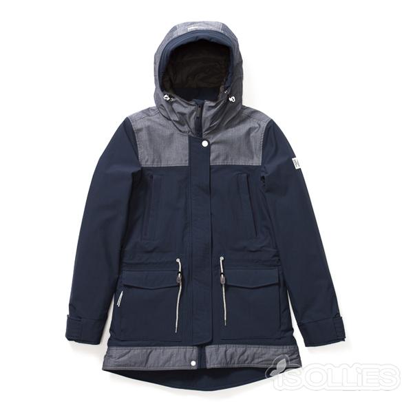 HOLDEN(ホールデン)W's Shelter JacketNavy/Chambray(snowboard)(スノーボード)(スノボ)(ウェアー)(wear)(ジャケット)(womens)(ウィメンズ)(レディース)