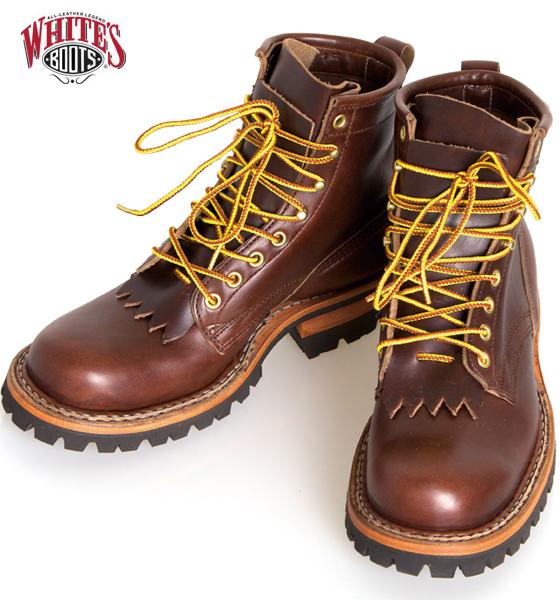 ホワイツ・ブーツ/White's Boots スモークジャンパー ブラウン Smoke Jumper Brown