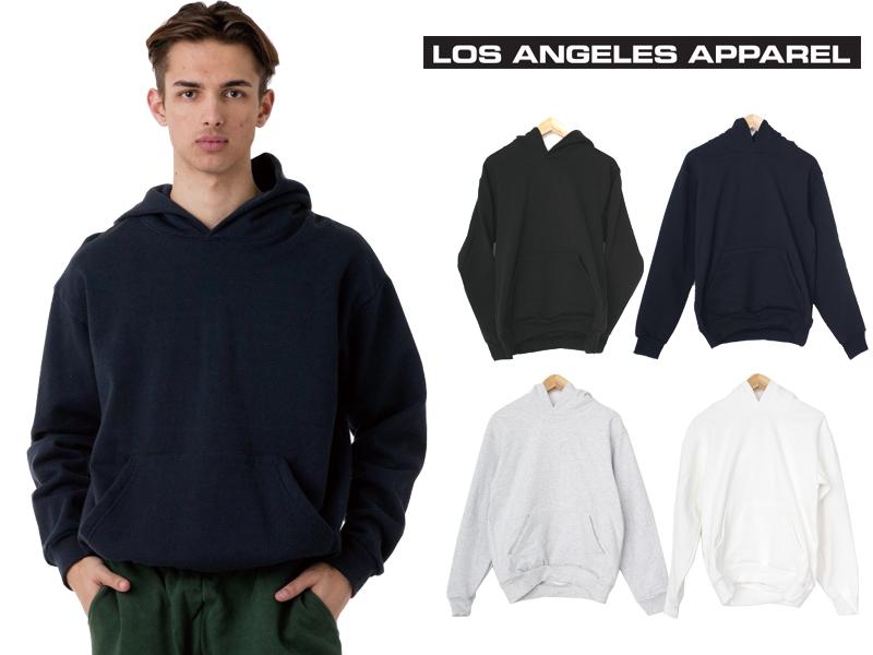 Los Angeles LA Pullover Hoodie Hooded Sweatshirt