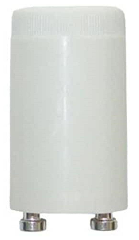 点灯管 激安通販販売 グロースターター P21口金 キャップ 贈呈 ポリプロピレン製 FG-1P