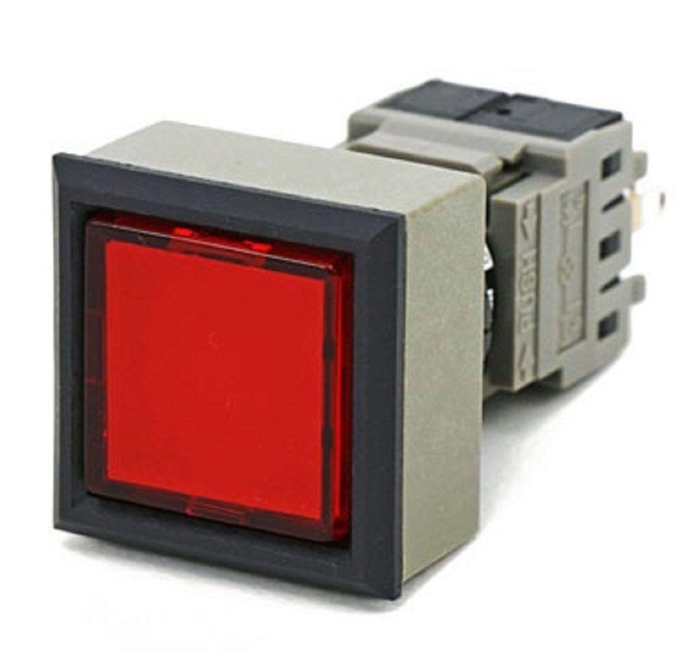 角コマンドスイッチシリーズ 押しボタンスイッチ サービス AG225-FLR11E3 AG225形 予約