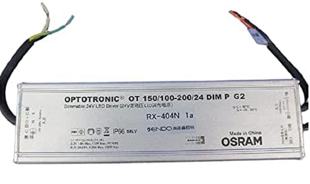 LED棚下ライン照明 全国一律送料無料 リニア08専用 国際ブランド 別置電源ユニット RX404N PWM信号制御タイプ