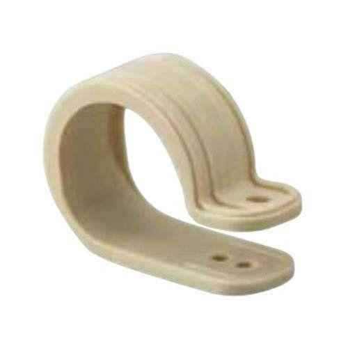 片サドル 人気商品 ビニル電線管付属品 アイボリー VE PFS管22 KT22JHW-20 20個入り 限定価格セール