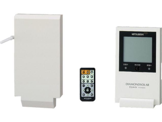 住宅用太陽光発電システム [本体]接続箱/パワーモニター PV-DR003H