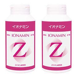 2本セットなら送料無料!酸化マグネシウムの便秘薬!【第3類医薬品】イオナミン900錠入り