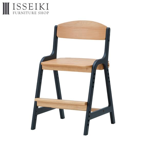 組み替えて色々なポジションに対応可能 高さ調節の出来る足置き付きの おしゃれで可愛い学習チェア 人気の北欧テイストで飽きの来ないシンプルなデザイン 一生紀オリジナル 組立式 学習椅子 受注生産品 木製 子供 高さ調節 学習チェア 椅子 学習 勉強 子ども ラバーウッド材 ダイニングチェア ブラック KIDS キッズ イス 品質保証 高級品 ISSEIKI 子供用 リビング学習 101-02545 ベージュ ウレタン塗装 北欧 AIRY