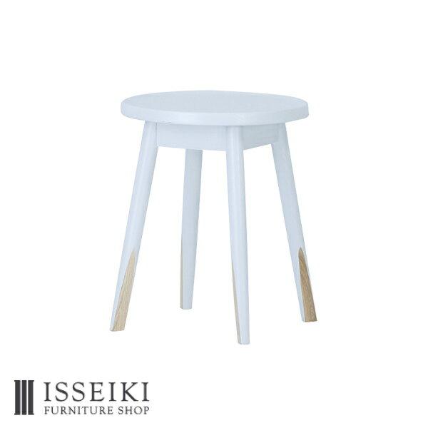 スツール 北欧 木製 1人掛け 丸椅子 イス 丸 ナチュラル シンプル おしゃれ かわいい カラフル カウンターチェア 回らない 子供 学習椅子 ミニ 台所 アッシュ材 品質保証 ホワイト D VECTOR PROJECT PENCIL 102-00324
