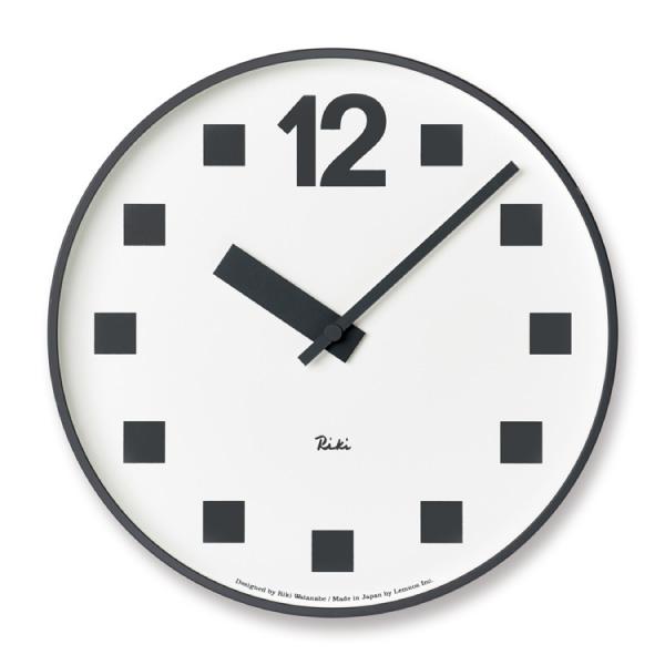 【マラソン中 PO最大44倍】【合計3980円以上ご購入で送料無料】 時計 置き時計 掛け時計 雑貨 プレゼント インテリア デザイン オシャレ シンプル 可愛い カフェ リビング ダイニング 寝室 ベッドルーム RIKI PUBLIC CLOCK WR17-08 239-00122 在宅勤務 テレワーク