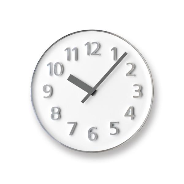 【合計3980円以上ご購入で送料無料】 時計 置き時計 掛け時計 雑貨 プレゼント インテリア デザイン オシャレ シンプル 可愛い カフェ リビング ダイニング 寝室 ベッドルーム Founder clock / ホワイト 白 239-00175