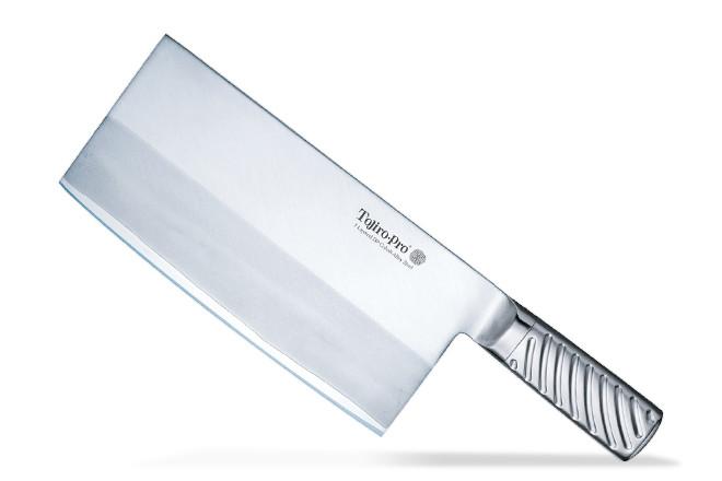 包丁 中華包丁 TOJIRO PRO DPコバルト合金鋼割込 225mm 薄口 藤次郎 プロの厨房からご家庭まで