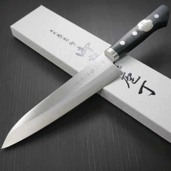 包丁 剣型牛刀 180mm 名匠兼常 V金10号 180mm コバルト合金 口金付本割込DPゴールド ステンレス 名匠兼常 関兼常 剣型牛刀 6寸 世界の関市の包丁 永切れ KC-141, 美美ちび:6477caff --- sunward.msk.ru