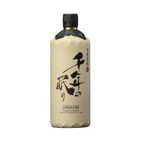 ギフト包装 のし可 麦焼酎 日本未発売 千年の眠り 篠崎 720ml 誕生日 税込 ギフト 父親 プレゼント 1本