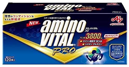 味の素 アミノバイタル プロ 120本入箱 4.4g × 120本