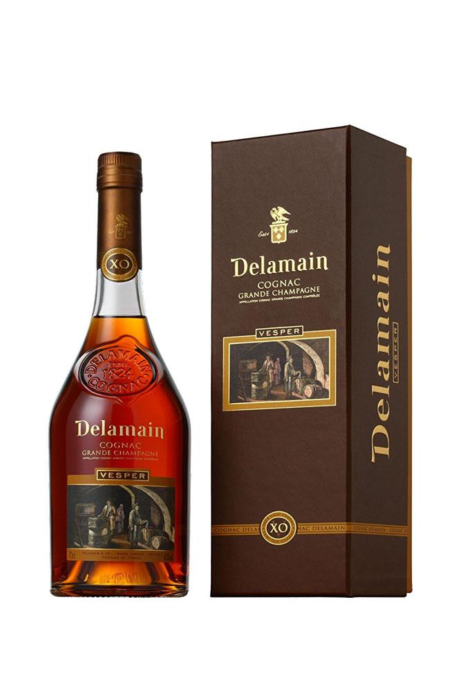 ブランデー デラマン ベスパー 700ml 1本