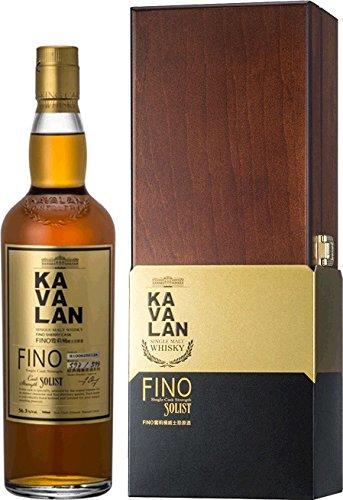 ウイスキー カバラン ソリスト フィノ カスクストレングス 7 700ml