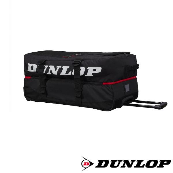 《送料無料》DUNLOP キャスターバッグ(ラケット収納可) DPC-2983 ダンロップ バッグ