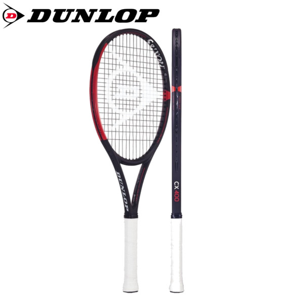 《ポイント15倍》《送料無料》2018年12月初旬発売 DUNLOP CX 400 DS21905  ダンロップ 硬式テニスラケット