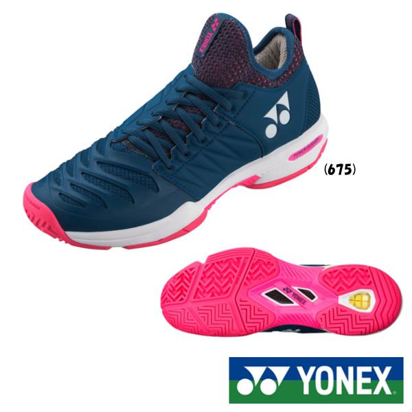 《送料無料》2018年9月下旬発売 YONEX パワークッション フュージョンレブ3 ウィメン AC SHTF3LAC ヨネックス テニスシューズ オールコート用