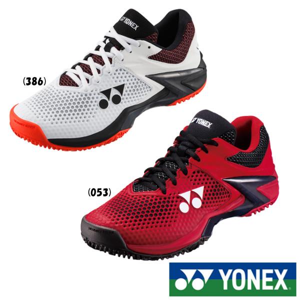 《送料無料》《新色》2018年11月下旬発売 YONEX パワークッション エクリプション2MメンGC SHTE2MGC ヨネックス テニスシューズ クレー・砂入り人工芝コート用